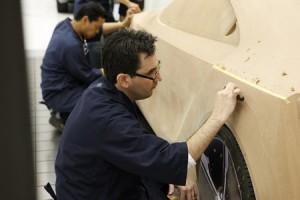 L'argile au service du design automobile  calty007-12602886081-300x200